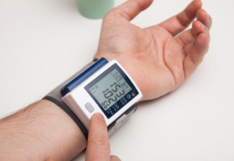 手首式血圧計