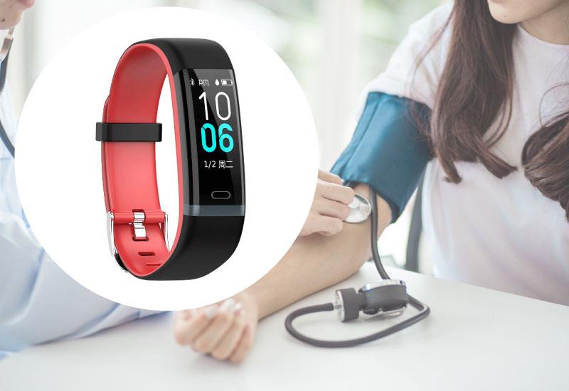 血圧計,スマートブレスレット
