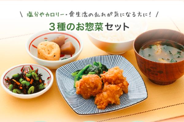 ワタミの宅食ダイレクト塩分カロリーケアコース